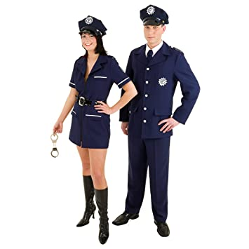 Disfraz de policía sexy - disfraz de mujer policía traje de ...