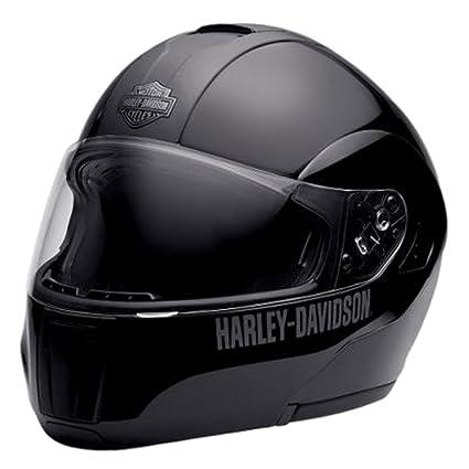 Amazon.es: Harley-Davidson - Casco modular para hombre con ...
