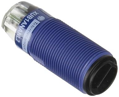 Telemecanique psn - det 41 07 - Detector reflex pnp cable contacto abierto plastico recto función