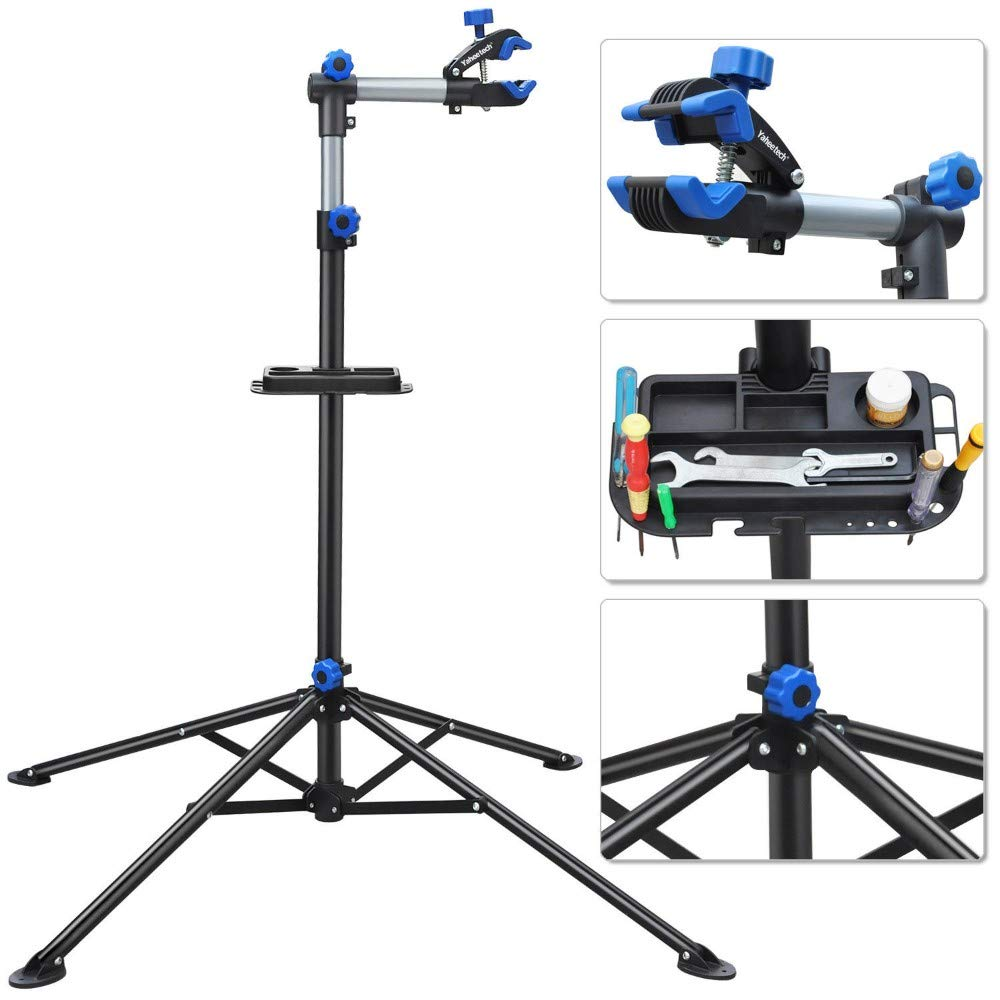 Pro Bike Adjustable 52'' to 75'' Repair Stand w/Telescopic Arm Cycle Bicycle Rack- Sold by Jsa Sales!