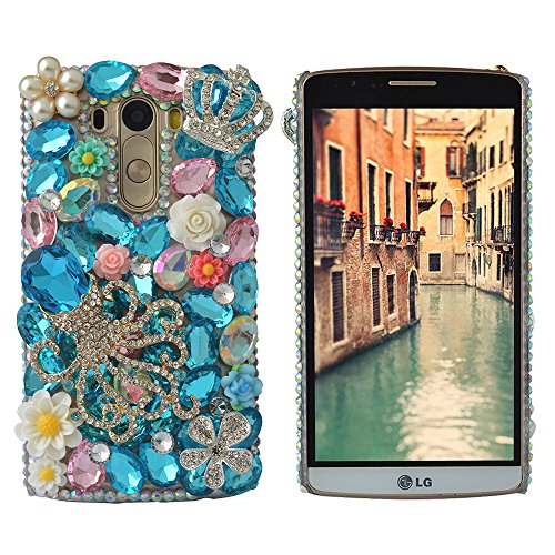 Yaheeda-3D-Fashion-Bling-PC-Hard-Case