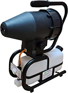 MedQuips ULV Fogger 5L Portable, Suitable for Large Area Disinfection, Indoor Outdoor Gardens