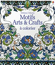 Motifs Arts & Crafts à colorier par Hazel Maskell