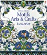 Motifs Arts & Crafts à colorier par Maskell