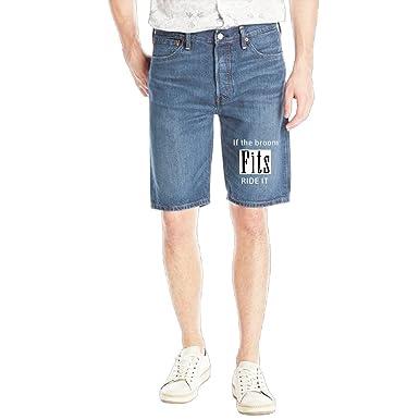 Hand Mens Casual Short Trouser