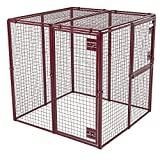 Lucky Dog Animal House Standard Flat Roofed Animal Pen Box Kit Review