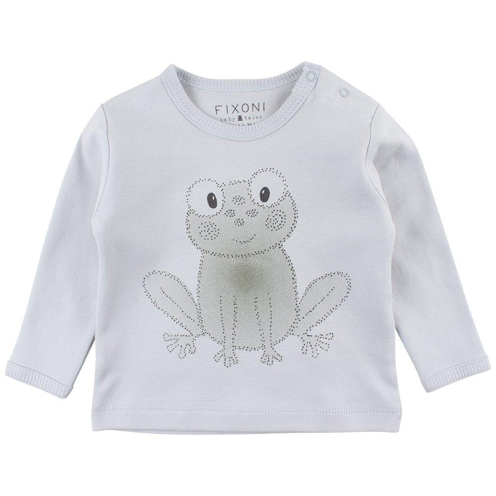 FIXONI Baby Boys' Grow Ls Top Longsleeve T-Shirt 33120