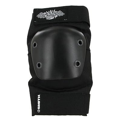 Smith Couronne Park Coudières Noir Medium–Skateboard protection Coussinets/accessoires