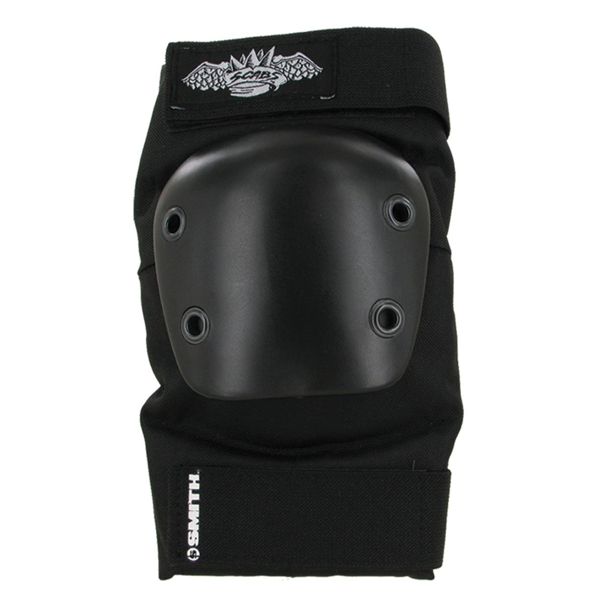 Smith Safety Gear Crown Park Elbow Pads Select Distribution SG08-Black