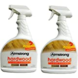 Armstrong Hardwood And Laminate Floor Cleaner 32 Oz Citrus Fusion 946 ML  (Pack Of 2
