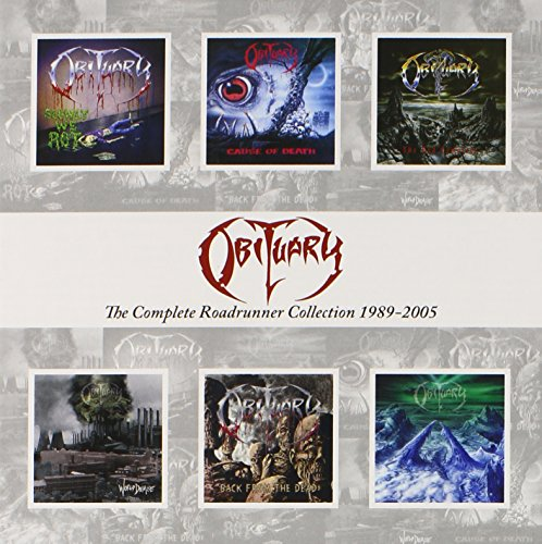 Obituary: The Complete Roadrunner Collection 1989-2005 (Audio CD)