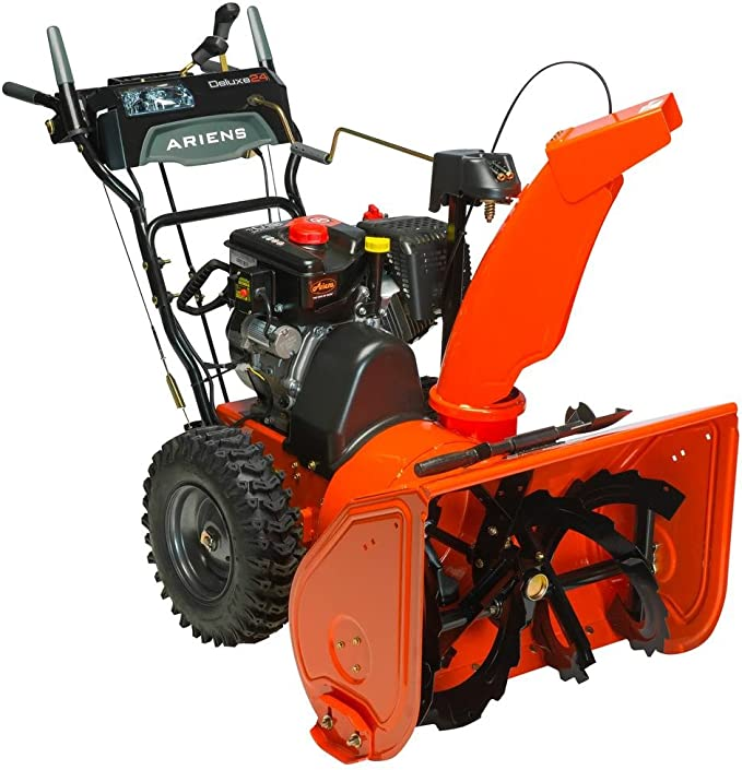 ariens deluxe 24 review