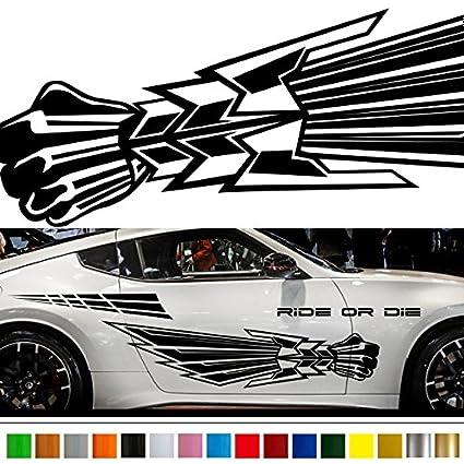 f40161829b Machine car Sticker car vinyl side graphics wa45 car vinylgraphic Car  Custom Stickers Decals  8