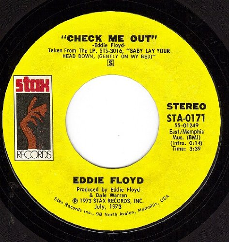 Baby Lay Your Head Down/Check Me Out (NM 45 rpm)