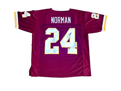 josh norman authentic jersey