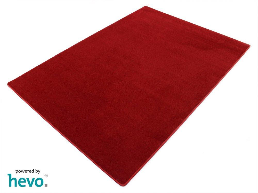 HEVO Romeo rot Teppich   Kinderteppich   Spielteppich 200x300 cm