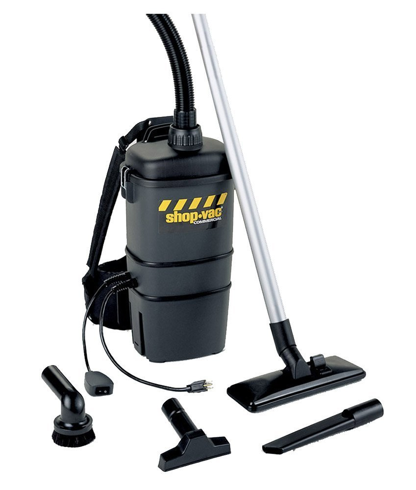 Shop-Vac 2850010 2.0-Peak HP Two-Stage Back Pack Vacuum by Shop-Vac (Image #1)