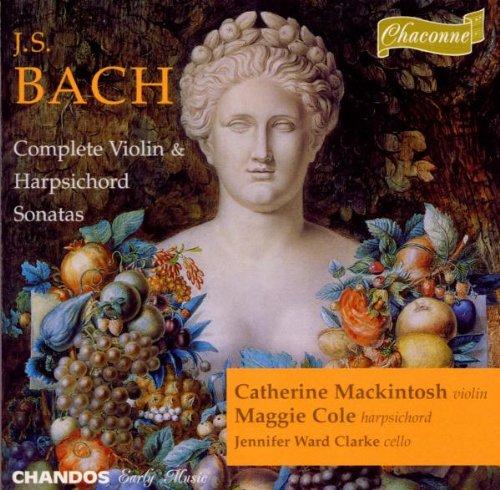 Harpsichord Complete Sonatas (Bach: Complete Violin & Harpsichord Sonatas)