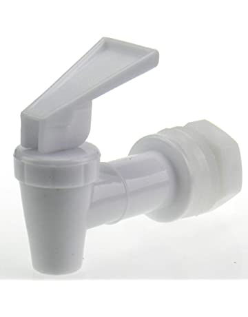 Night Lions tech (TM)Water Dispenser Replacement Faucet Ivory White