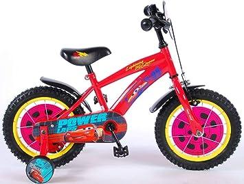 Disney Bicicleta Infantil Niño Chico 14 Pulgadas Cars Freno ...