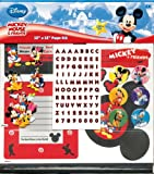 Disney 12-by-12 Mickey and Friends Scrapbook Page Kit