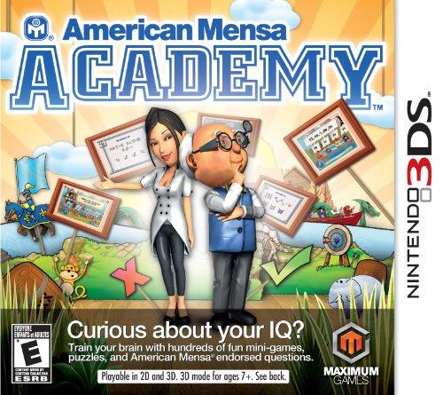American Mensa Academy - Nintendo 3DS