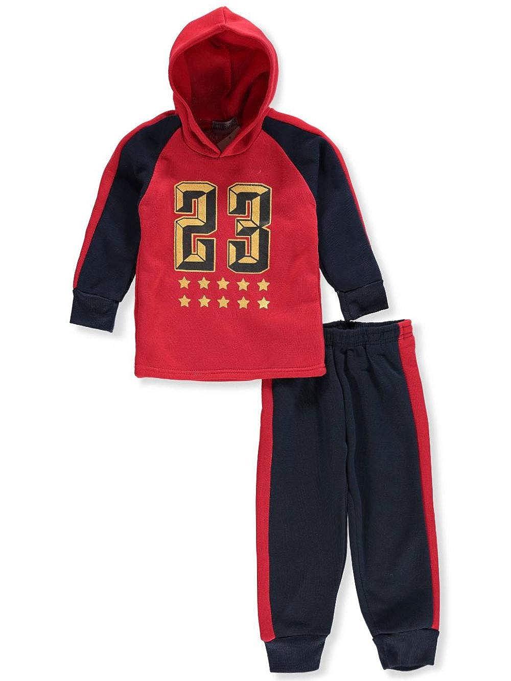 Victory League Boys' 2-Piece Sweatsuit Pants Set