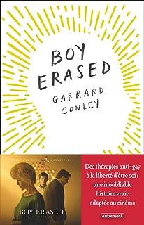 Boy erased (Littératures)