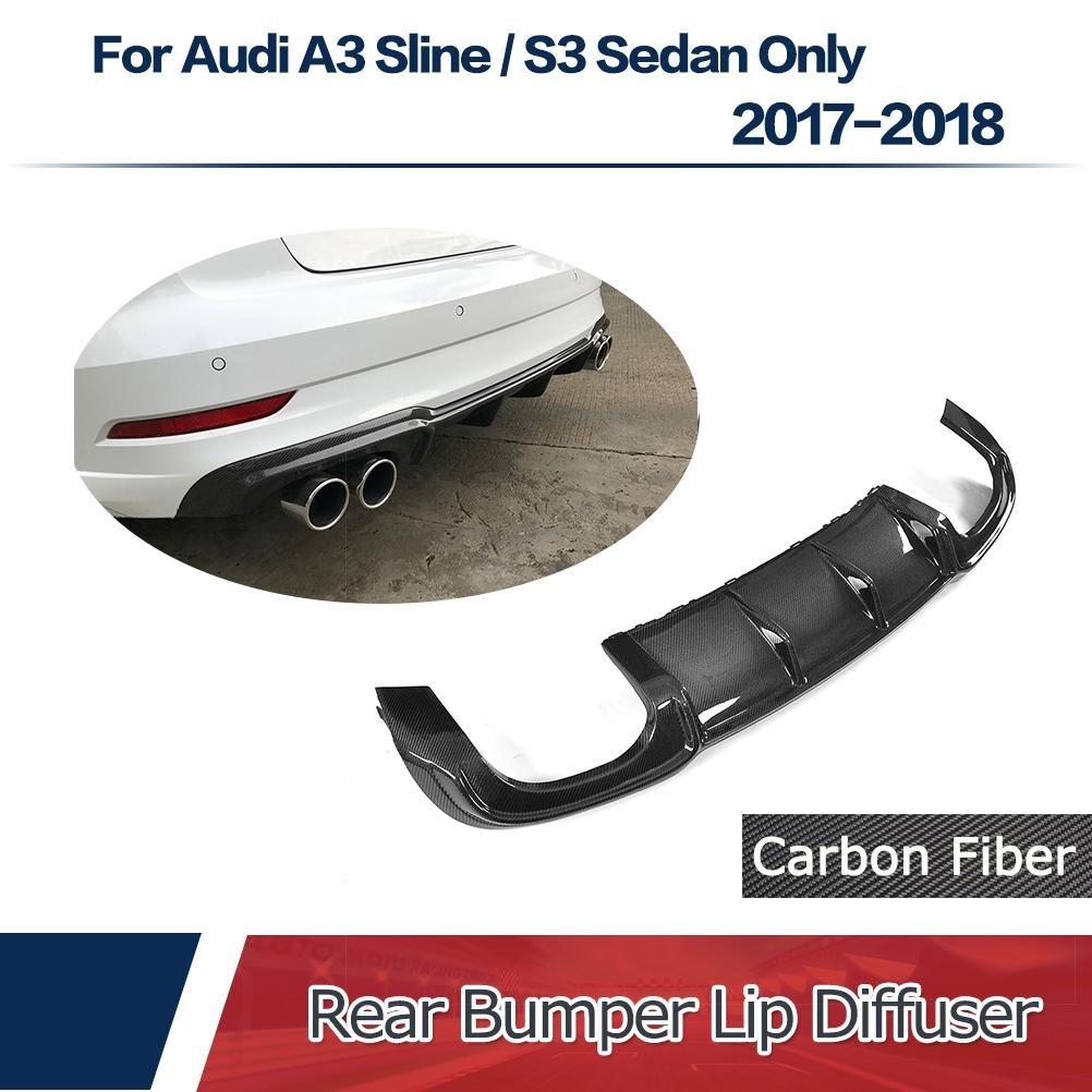 jcsportline para vehículo Audi A3 S3 Sedán 2017 - 2018 de ...
