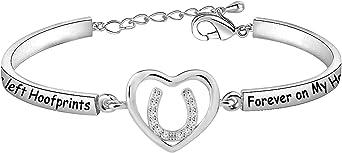 Horse Memorial Bracelet