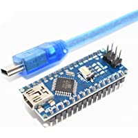 Easy Electronics Arduino Nano V3 With Usb Cable""