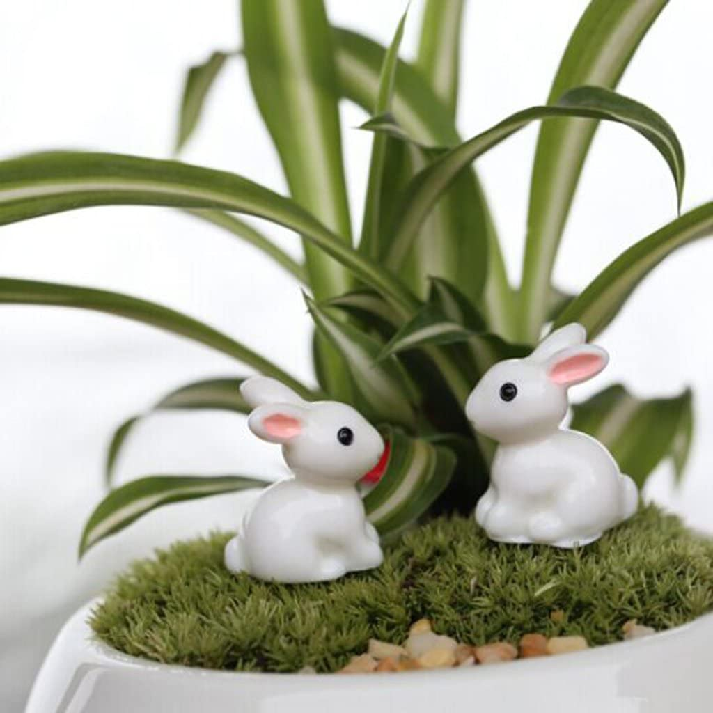 SANDIN Maison De Poupee Miniature Bonsai Artisanat Jardin Paysage Bricolage De Decoration