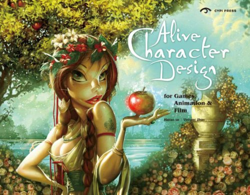 Character Design Pdf Books : Alive character design for games animation and film
