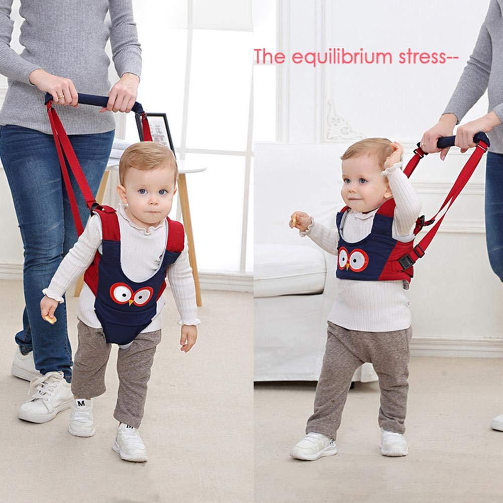 xuanyang524 Cinturón Anti-pérdida para bebés, arnés de Seguridad ...
