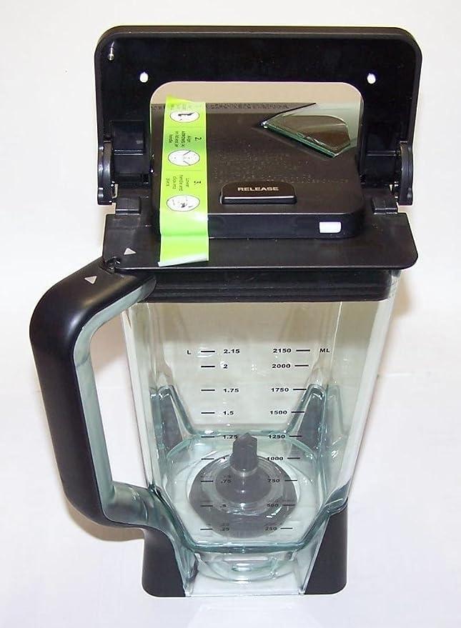 Ninja XL Jarra + tapa para licuadora de cocina BL770 BL771 BL772 BL780 Mega: Amazon.es: Hogar
