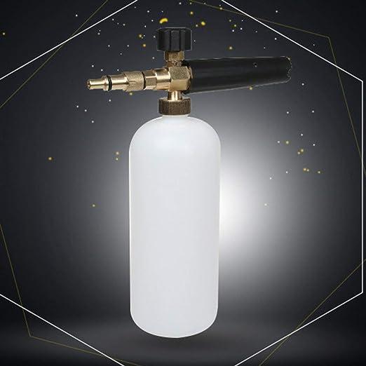 Pistola de Botella de jabón y Lavadora a presión de Espuma Lance ...