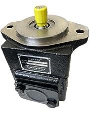 TIMEWAY T6 Series Single Variable Vane Pumps T6CM-B25-3L00-A1,Max Speed:2800rpm Spline Shaft Rotation:CCW (T6CM-B25-3L00-A1)