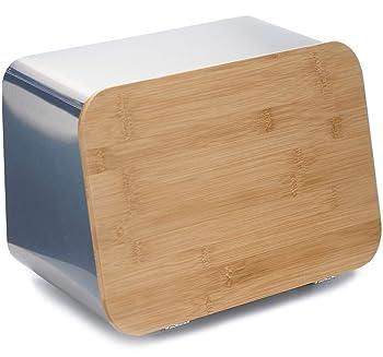 ALhom Cutting Board Lid Bread Box