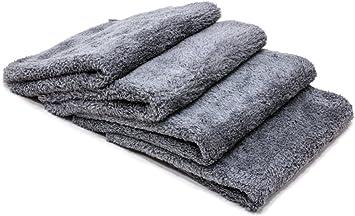 MICROFIBER TOWEL EAGLE EDGELESS 500  ULTRA PLUSH 16X16 5 PACKKorean