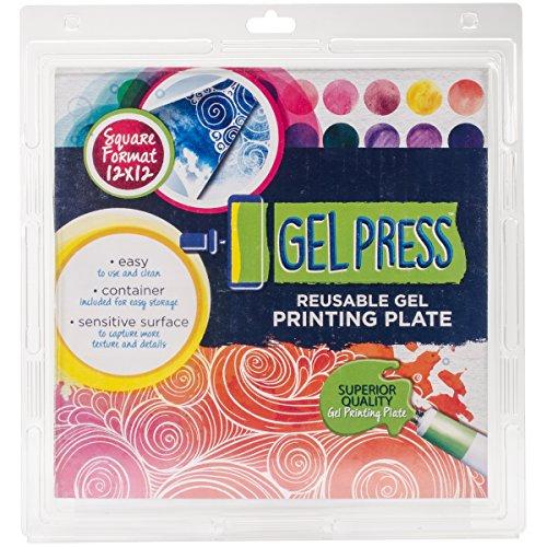 Gel Press 10803 Gel Plate - Printing Press