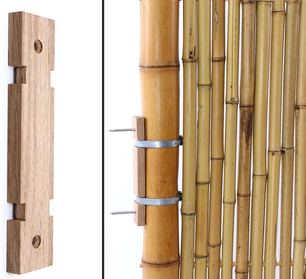 Montage Halterung Fur Bambusrohre Und Zaune Verbindungselement