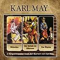 Karl May-Hörspielbox Vol. 1: 3 Hörspielklassiker nach den Büchern von Karl May Hörspiel von Karl May Gesprochen von:  div.