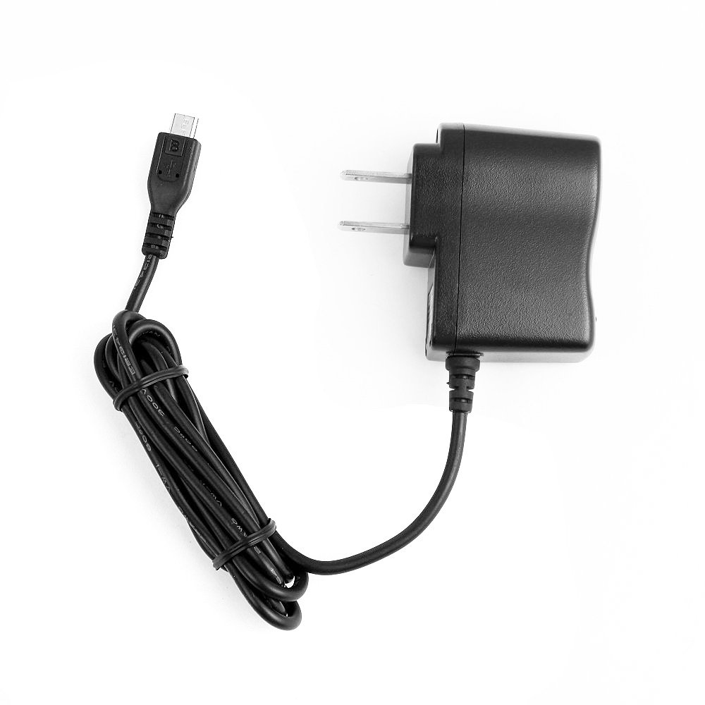 5V AC/DC Wall Charger Power Adapter Cord for Nextbook 8 Inch NX785QC8G Tablet