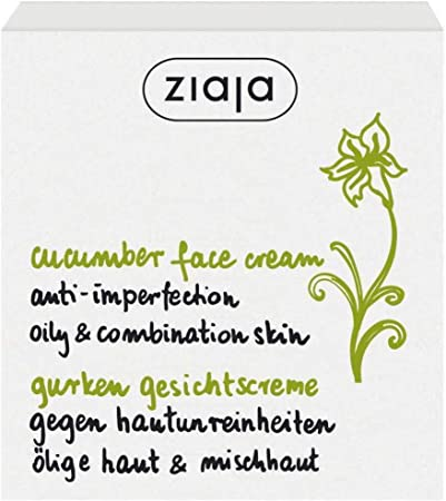 Ziaja Pepino crema facial 50ml (M00005449)