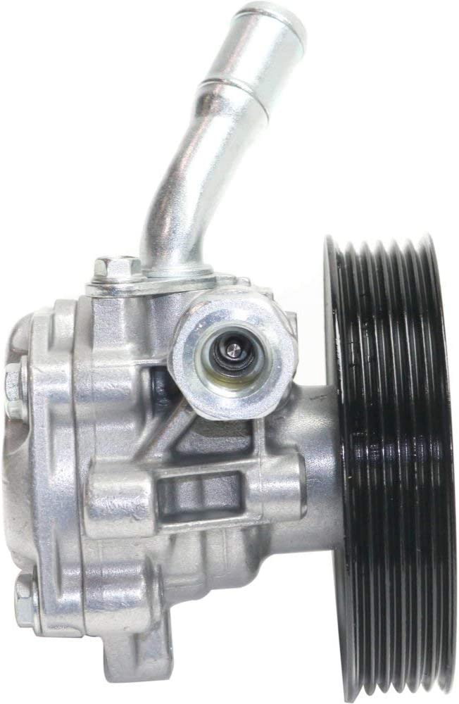 Power Steering Pump compatible with WRANGLER 12-16 New 6 Cyl 3.6L eng. JK