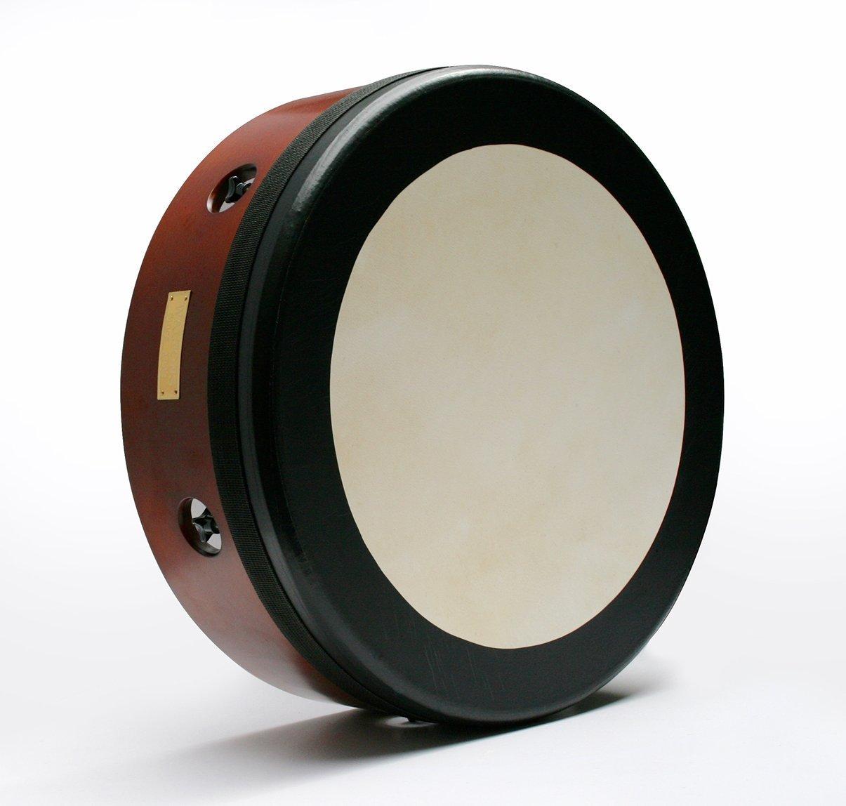 Waltons 15'' Hand Tuneable Bodhran Pro Frame, Mahogany (10AWAL-T5155)