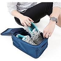 Heyuni. Shoe Storage Bag, Travel Shoe Bag with Zipper Waterproof Portable Storage Organizer Bags for Women