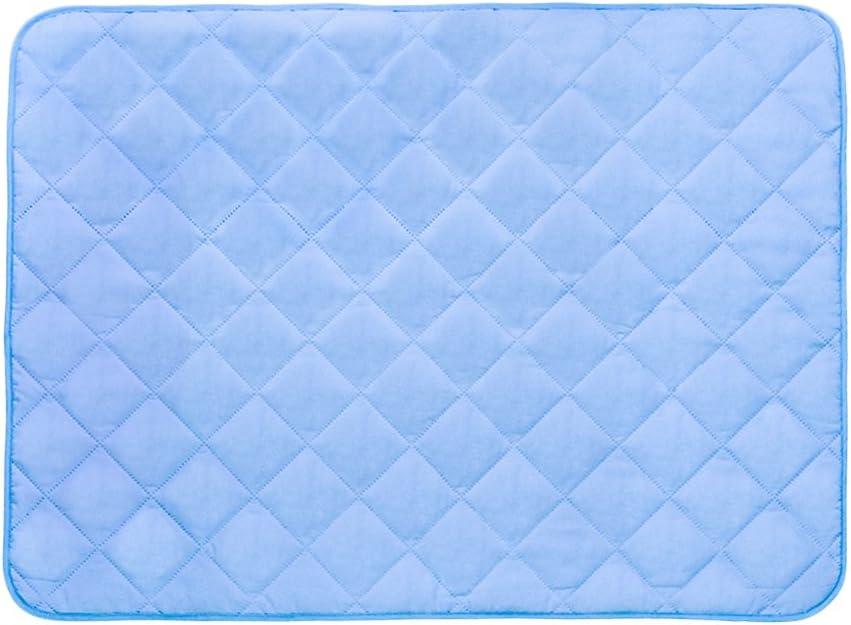 Topwon - Cambiador acolchado impermeable, para colchón de cuna, cómodo y suave, plegable, 23 x 31 pulgadas, protección para niños, adultos, ancianos   líquidos, orina, accidentes (paquete de 1)