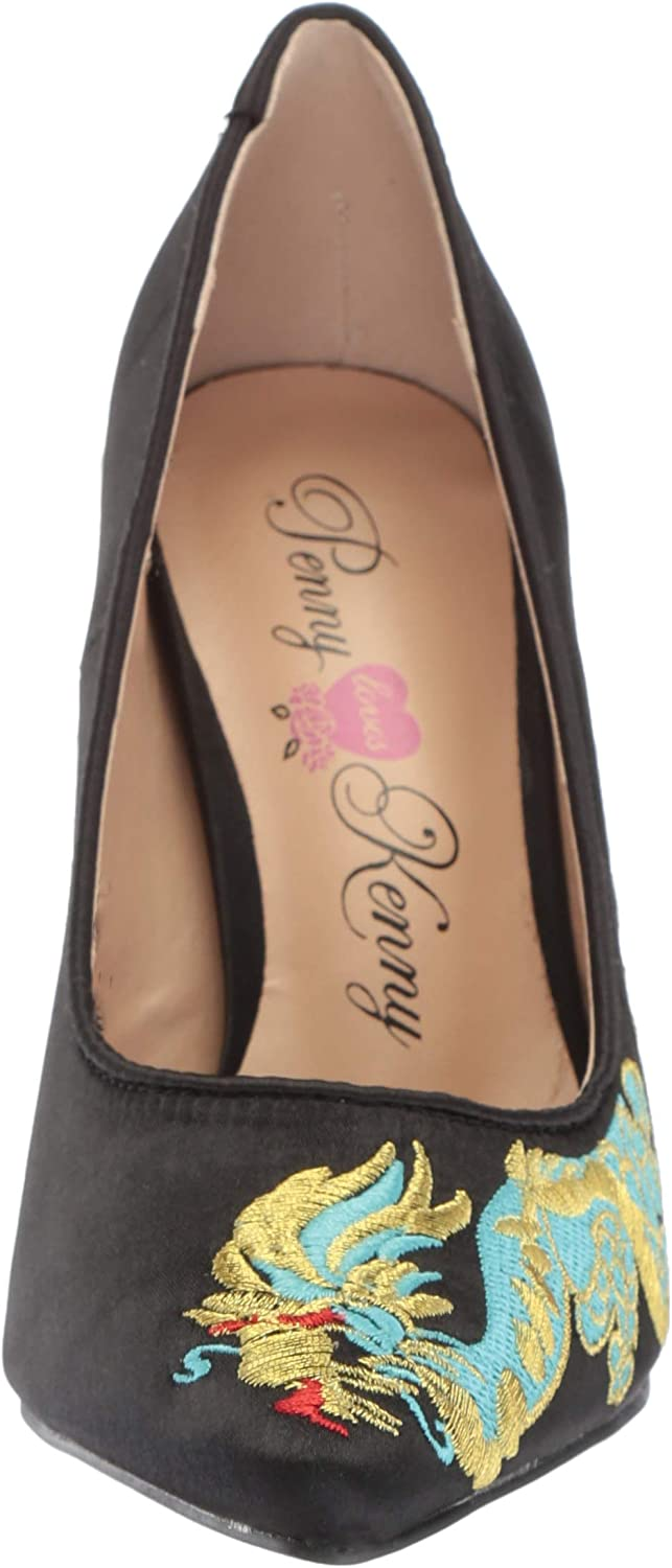 Details about  /Penny Loves Kenny Opus Glass Women/'s Pump