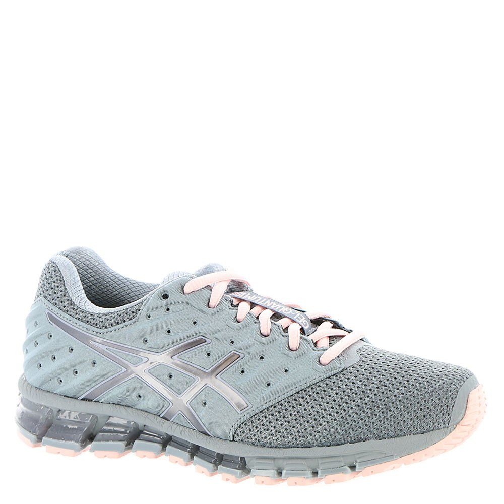 ASICS Gel-Quantum 180 2 MX Women's Running B071HWJ2W9 9 B(M) US|Stone Grey/Carbon/Seashell Pink